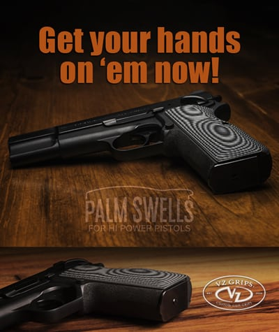 VZ Palm Swell Grips