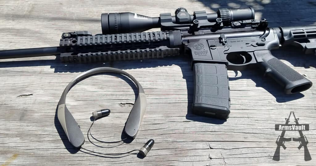 Walkers Razor-X Hearing Protection - First Range Trip