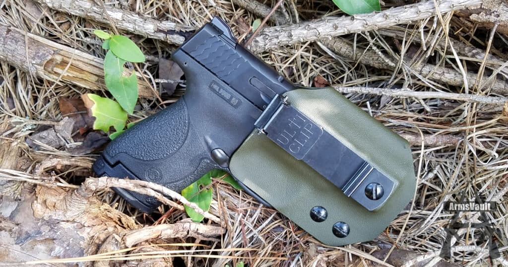 Wicked Holsters Standard IWB Holster with Ulticlip