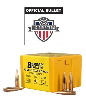 Berger Bullets 30 Cal