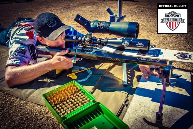 Berger Bullets - US Rifle Team