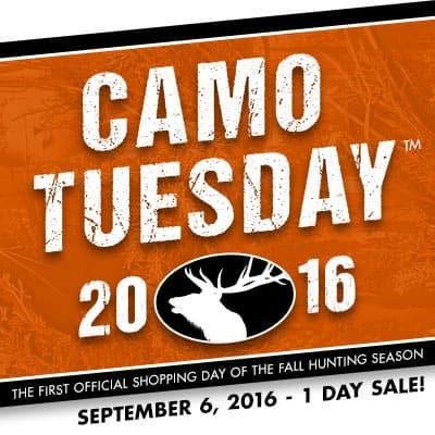 Camo Tuesday at MidwayUSA