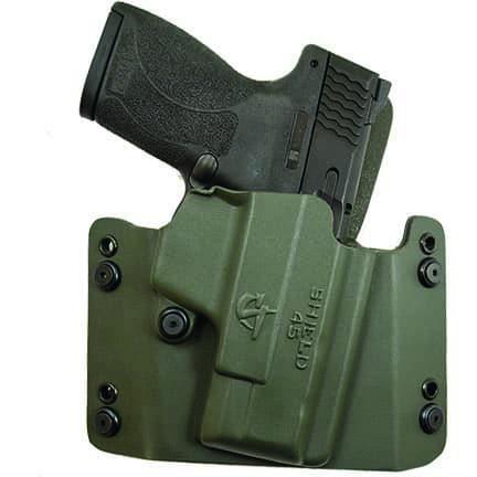 Comp-Tac Flatline Holster - Green