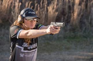 Lena Miculek NRA World Shooting Ladies Champion