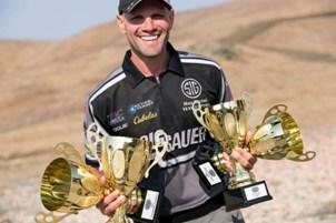 Max Michel - 2016 Steel Master World Champion