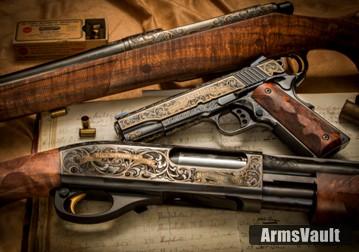 Remington Custom Bicentennial Collection Auction