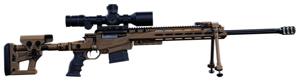 Ritter and Stark SX-1 Modular Tactical Rifle