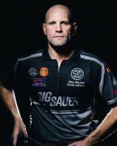Team SIG Captain Max Michel