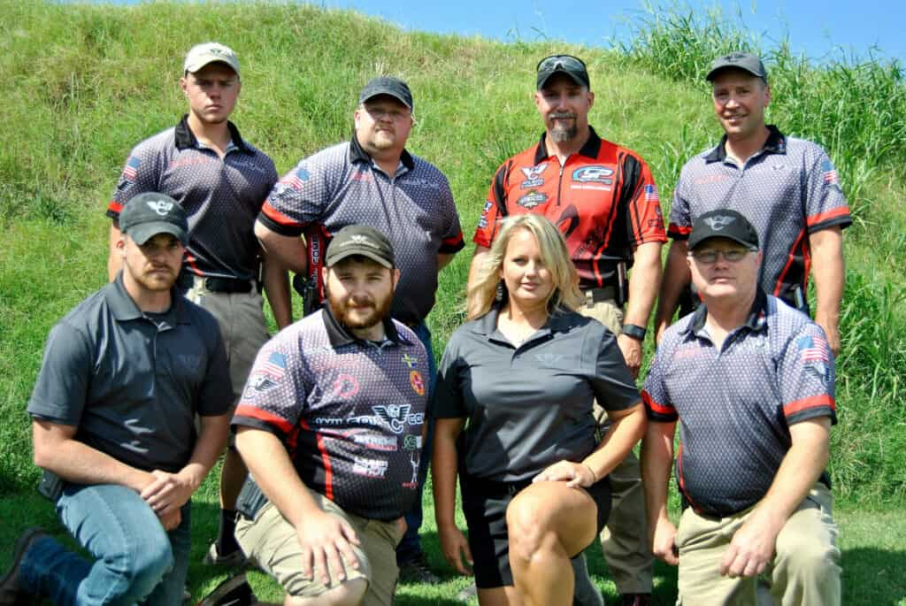 Wilson Combat Shooting Team