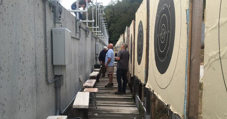 Winnequah Gun Club Range Improvement Program