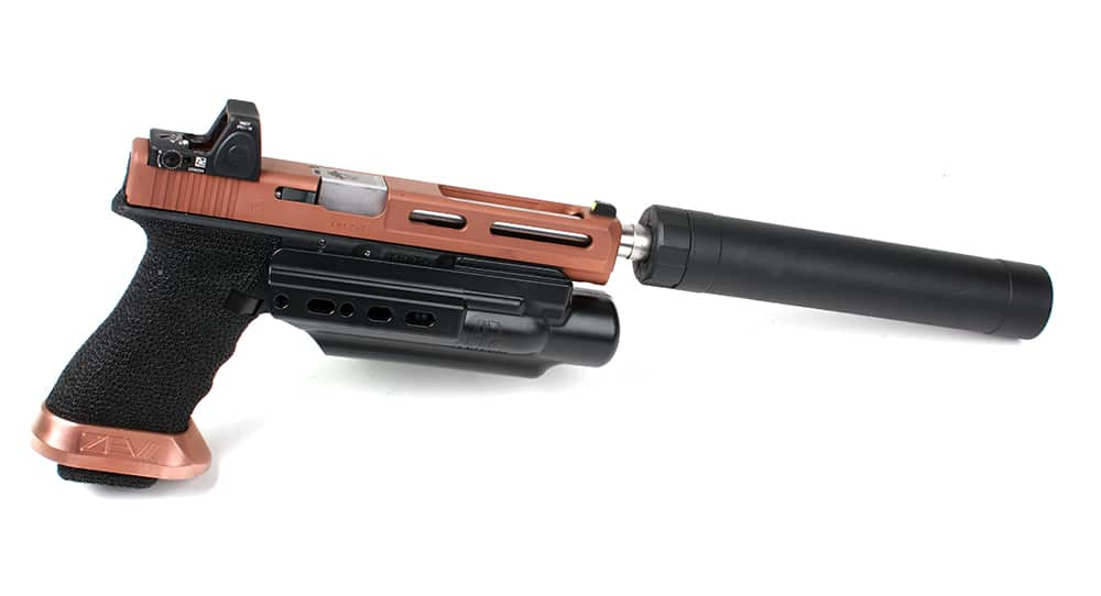 Armordillo Concealment X-FER V2 Holster