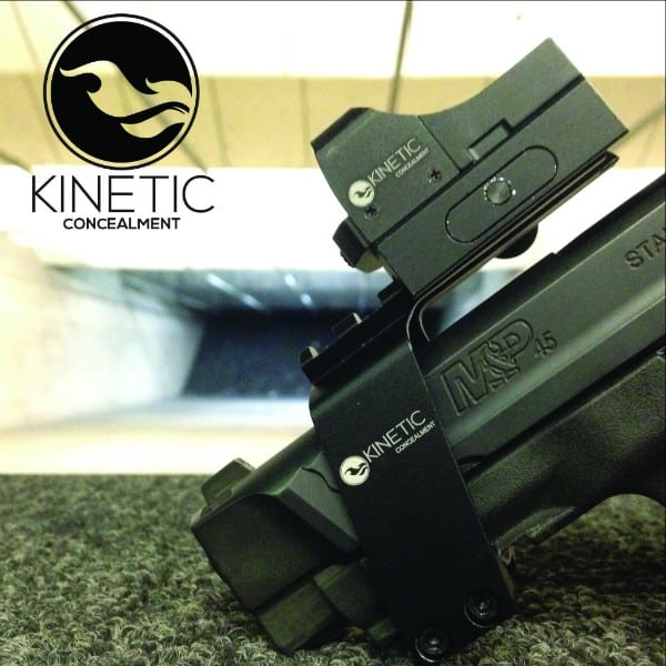 Kinetic Concealment Comprail System