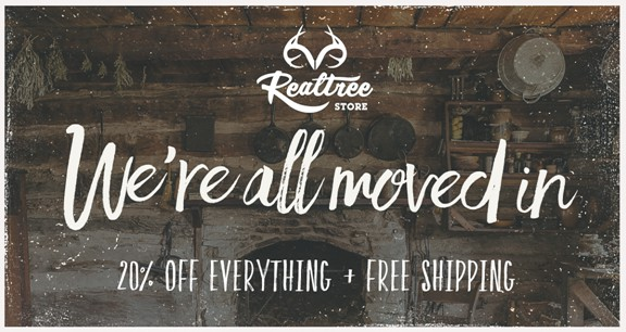 Realtree Grand Re-Opening Sale