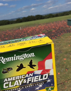 Remington American Clay and Field Ammunition