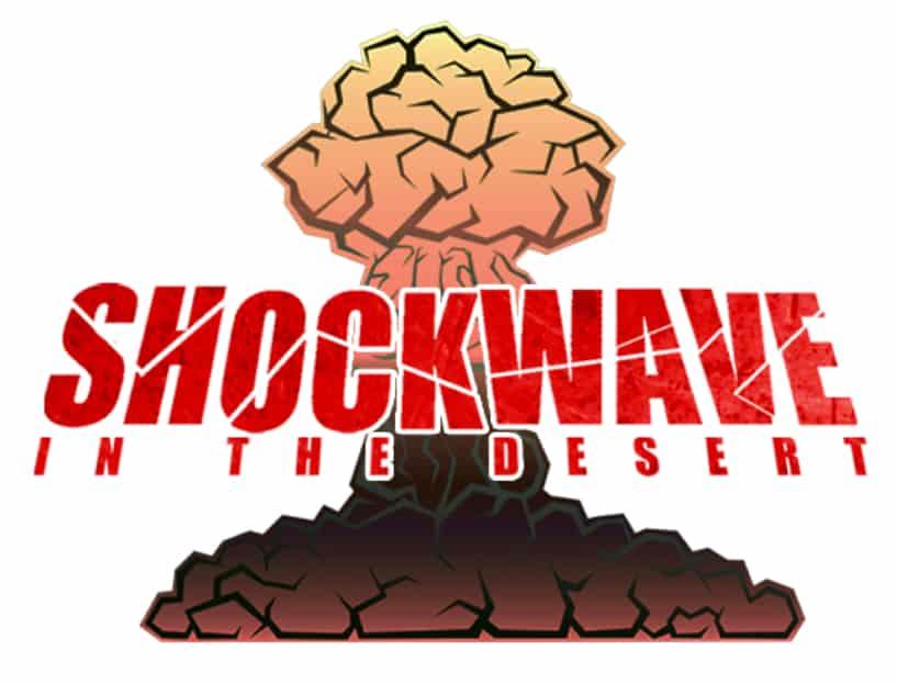 Shockwave in the Desert