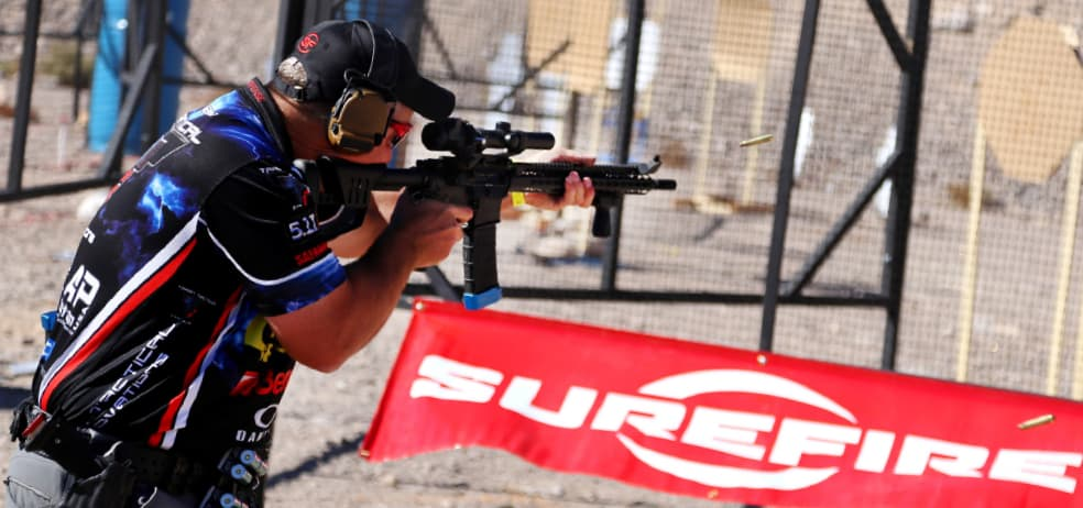 SureFire Hosts 2016 World Multi-Gun Championships
