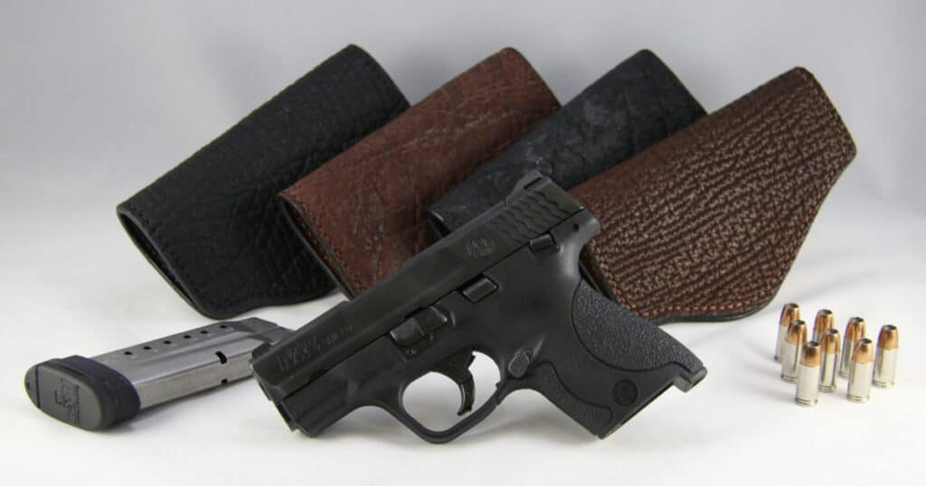 JM4 Tactical Smith and Wesson Shield and Holster Giveaway