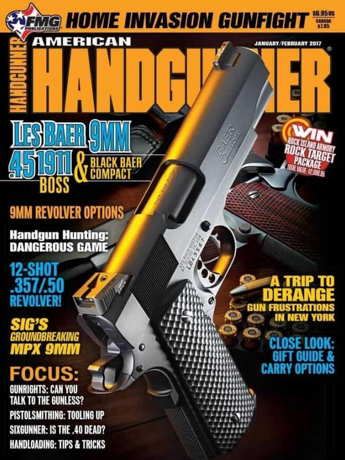 American Handgunner Jan-Feb 2017