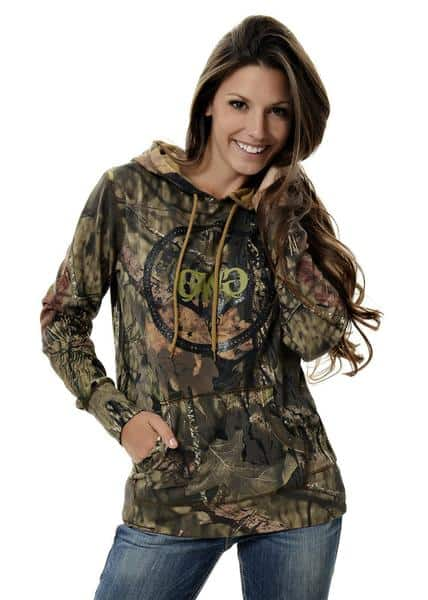 Girls with Guns Clothing Limited Edition Mossy Oak Hoodie