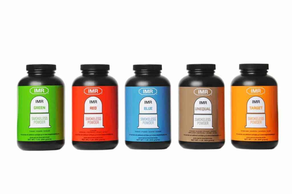 IMR Legendary Powders Releases New Shotshell and Pistol Propellants