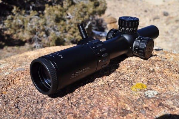 LUCID Optics L7 Rifle Scope