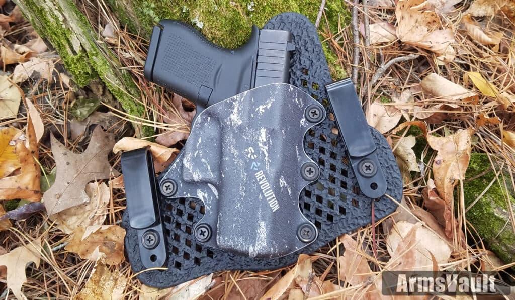 StealthGearUSA SG-Revolution Holster IWB Mini for Glock 43