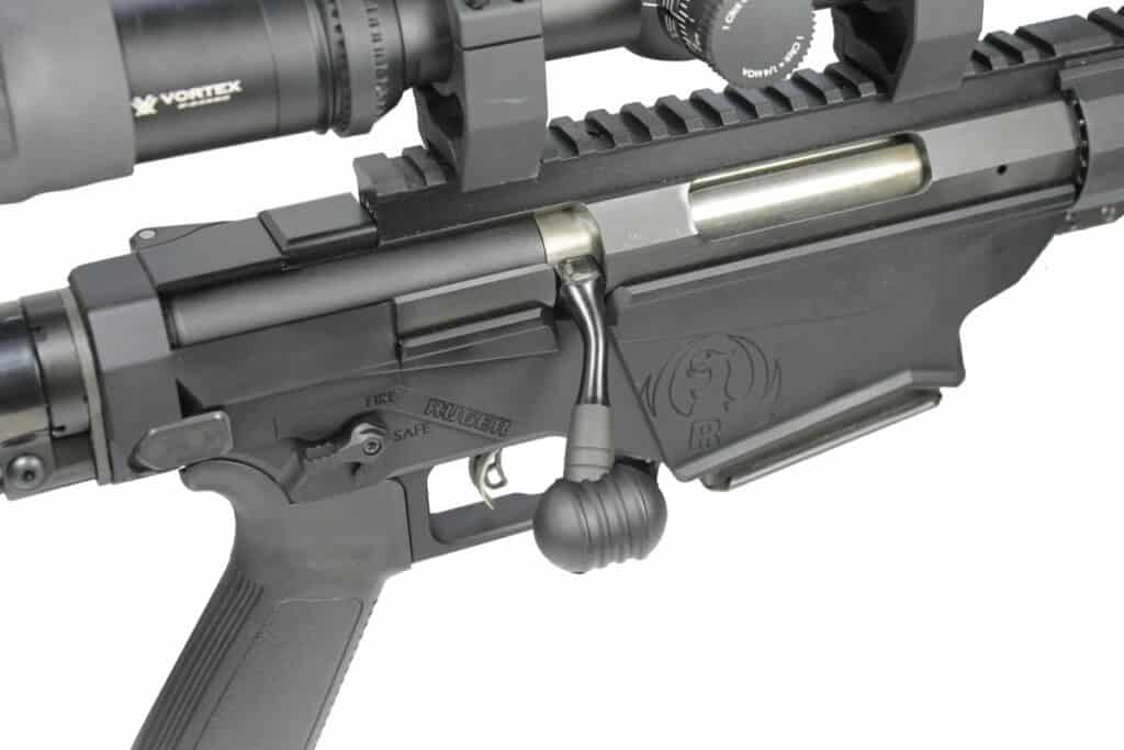 Ruger Precision Rifle Accessories - CTK Ruger Precision Rifle Bolt Knob