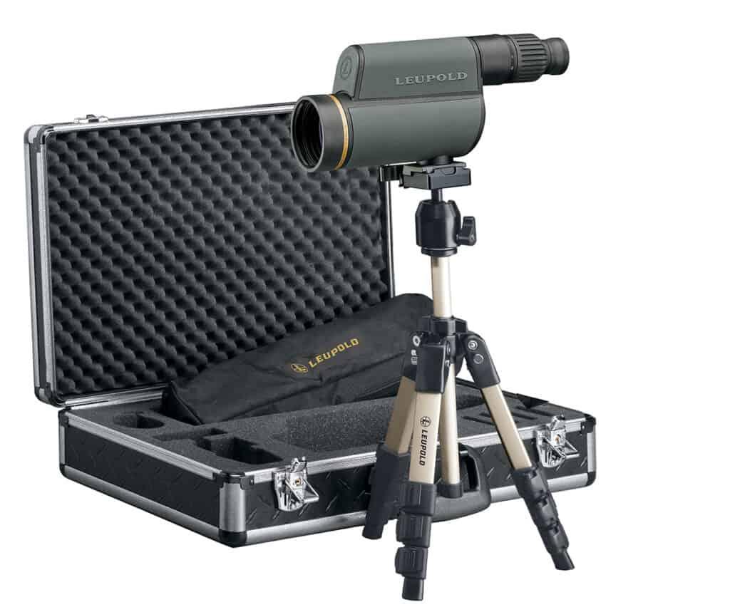 Leupold GR 12-40x60 HD Spotting Scope Kit