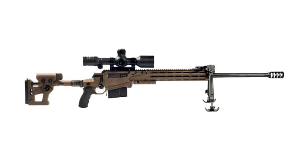 Ritter and Stark SX-1 Modular Tactical Rifle - MTR