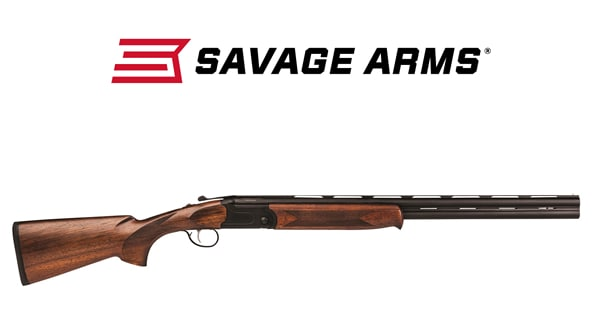 Savage 555 Compact Over-Under Shotguns