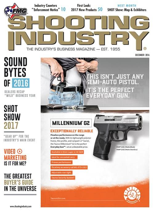 Shooting Industry December 2016