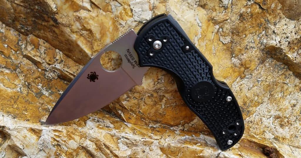 Spyderco Native 5 Knife