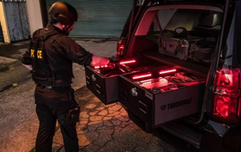 TruckVault Introduces Improved In-Drawer Lighting