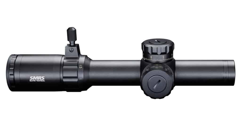 Bushnell SMRS - Short Midrange Rifle Scope