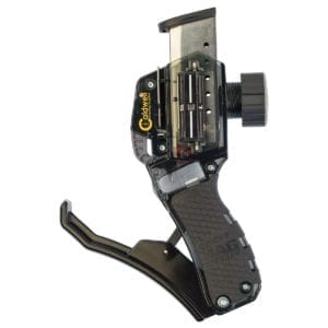 Caldwell Mag Charger Universal Pistol Loader with Mag in Chamber