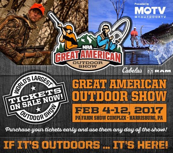 Great American Outdoor Show 2017