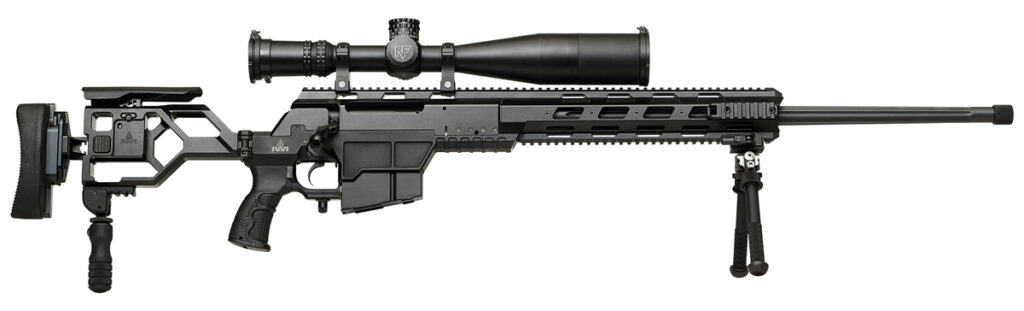 IWI DAN 338 Bolt-Action Tactical Precision Rifle