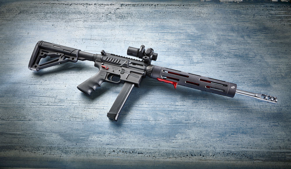 JP Enterprises GMR-15 9mm Carbine