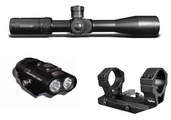 LUCID Optics Displays New Products at SHOT Show