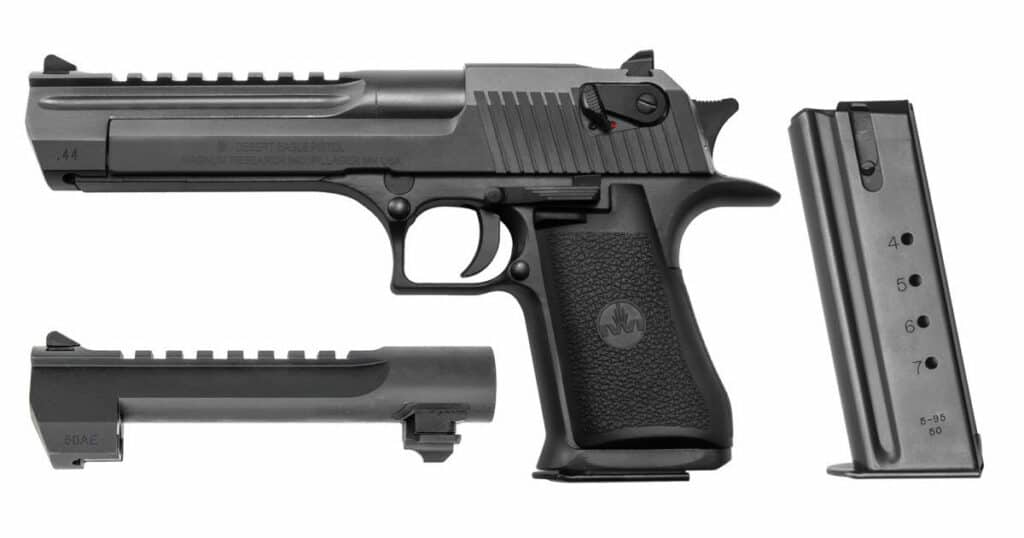 Magnum Research Desert Eagle Mark XIX - DE44WB6