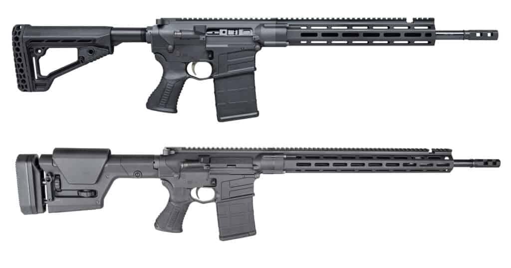 Savage Arms MSR 10 Hunter and MSR 10 Long Range