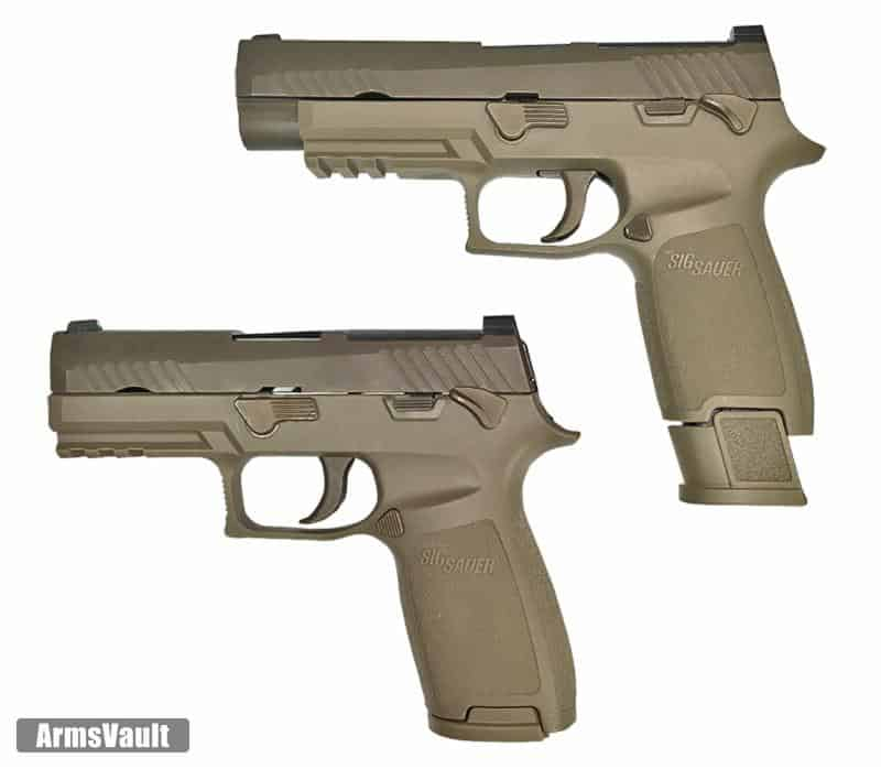 Sig Sauer P320 Modular Handgun System
