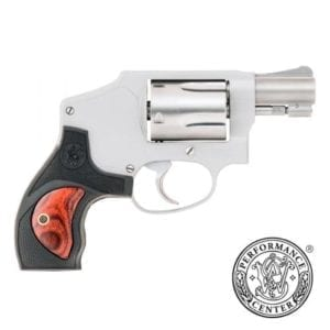 Smith Wesson Performance Center 38 SW Special P Compact Revolver - 10186