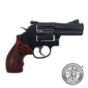 Smith Wesson Performance Center Model 586 L-Comp revolver - 170170