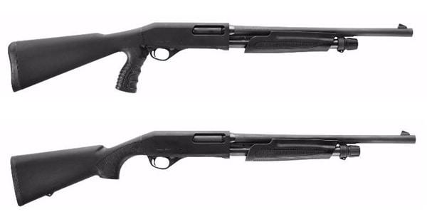 Stoeger M3000 Tactical and P3000 Tactical Shotguns
