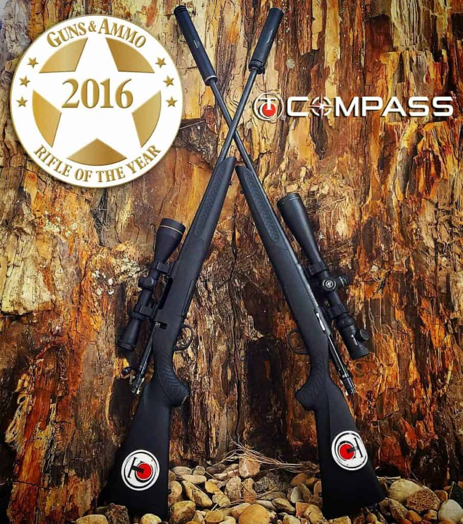 TC Compass Bolt Action Rifle - Guns and Ammo Gun of the Year