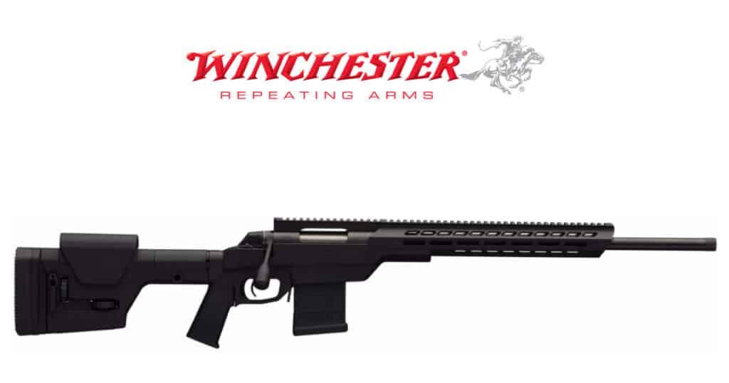 Winchester XPC - Long Range Precision Bolt-Action Rifle