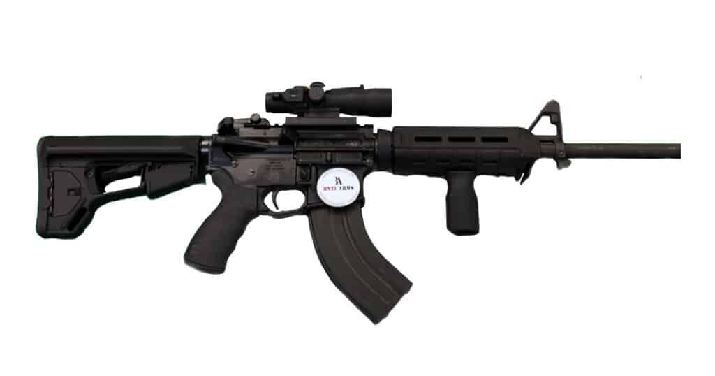 BNTI Warrior Series ARAK 762 BA Beast Optics Ready Rifle