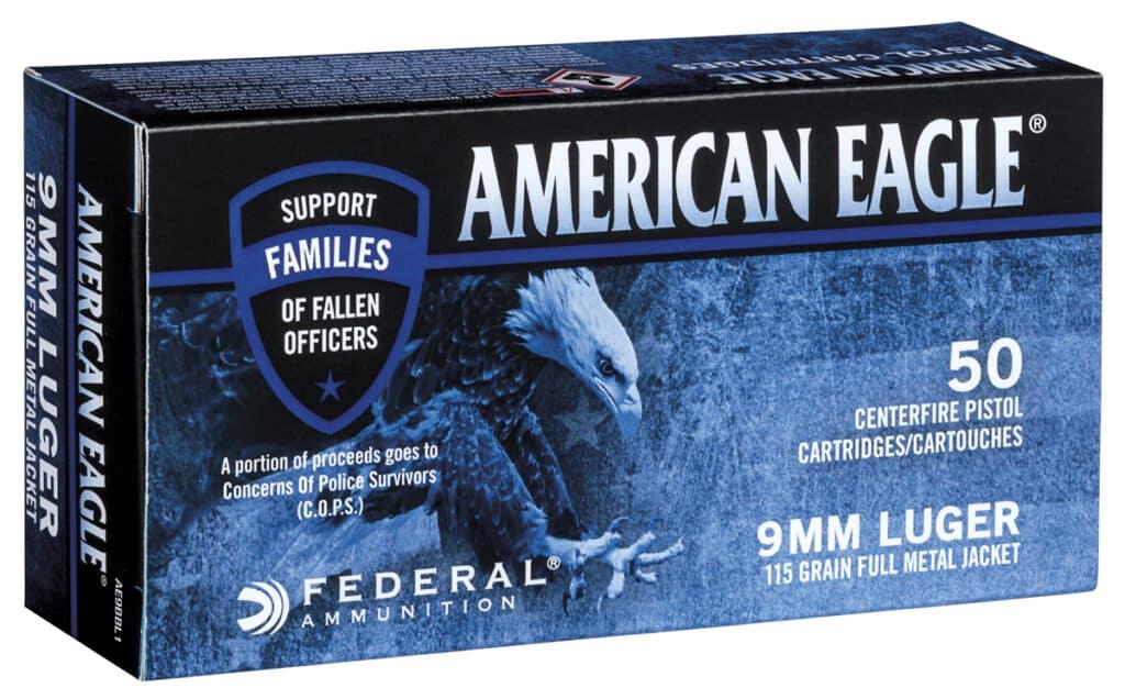 Federal American Eagle Ammunition - Fallen Law Enforcement Officers