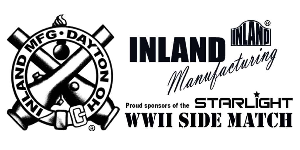 Inland Manufacturing Side Match - Starlight 3-Gun